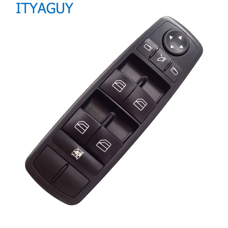 Power Window Switch 2518300290 A2518300290 A 251 830 02 90 For benz W164 GL320 GL350 GL450 ML320 ML350 ML450 ML500 R