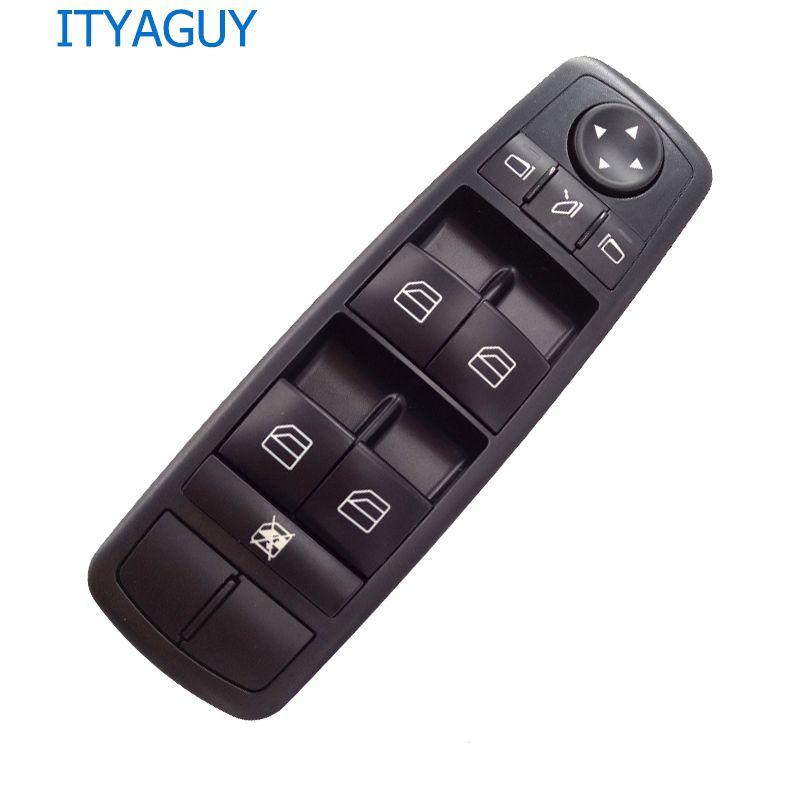 Power Window Switch 2518300290 A2518300290 A 251 830 02 90 For benz W164 GL320 GL350 GL450 ML320 ML350 ML450 ML500 R