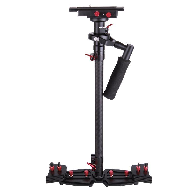 HD2000 Carbon Fiber Steadicam Handheld Stabilizer for Camera Video Camcorder