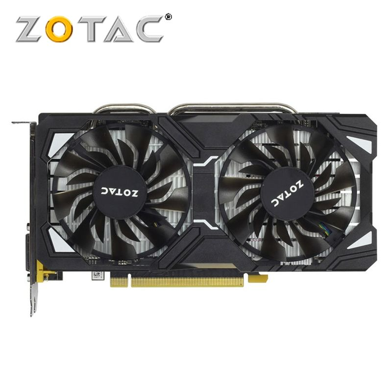 ZOTAC Grafikkarte Original GTX 1060-3GD5 Destroyer SM/HA GPU Graphics Karten für GeForce nVIDIA GTX1060 3G 192Bit PCI-E X16 HDMI