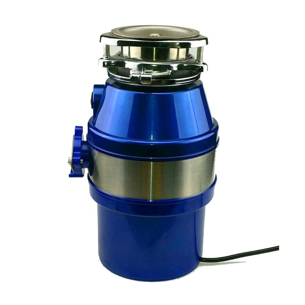 1L Luft Schalter Lebensmittel Müll Entsorgung lebensmittel entsorger edelstahl Grinder material waschbecken Lebensmittel abfall kann brecher