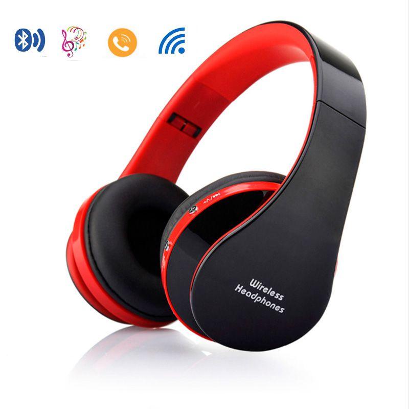 Vapeonly Pliable Bandeau Casque Portable Sans Fil Bluetooth Sport Casque/Micro/Mains Libres Stéréo Lecteur de Musique Pour iphone