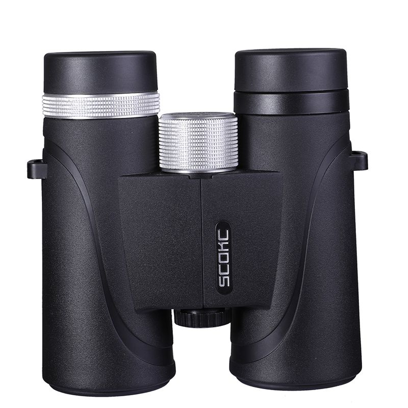 10x42 IPX7 Wasserdichte Fernglas Bak4 Prism Optics High Power Teleskop für Camping Jagd Outdoor