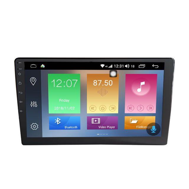 Neueste Android 9.0 6 Core PX6 Auto GPS Navigation Radio Stereo-Player Für Honda Toyota Peugeot Hyundai Kia Roewe Suzuki Mitsubish