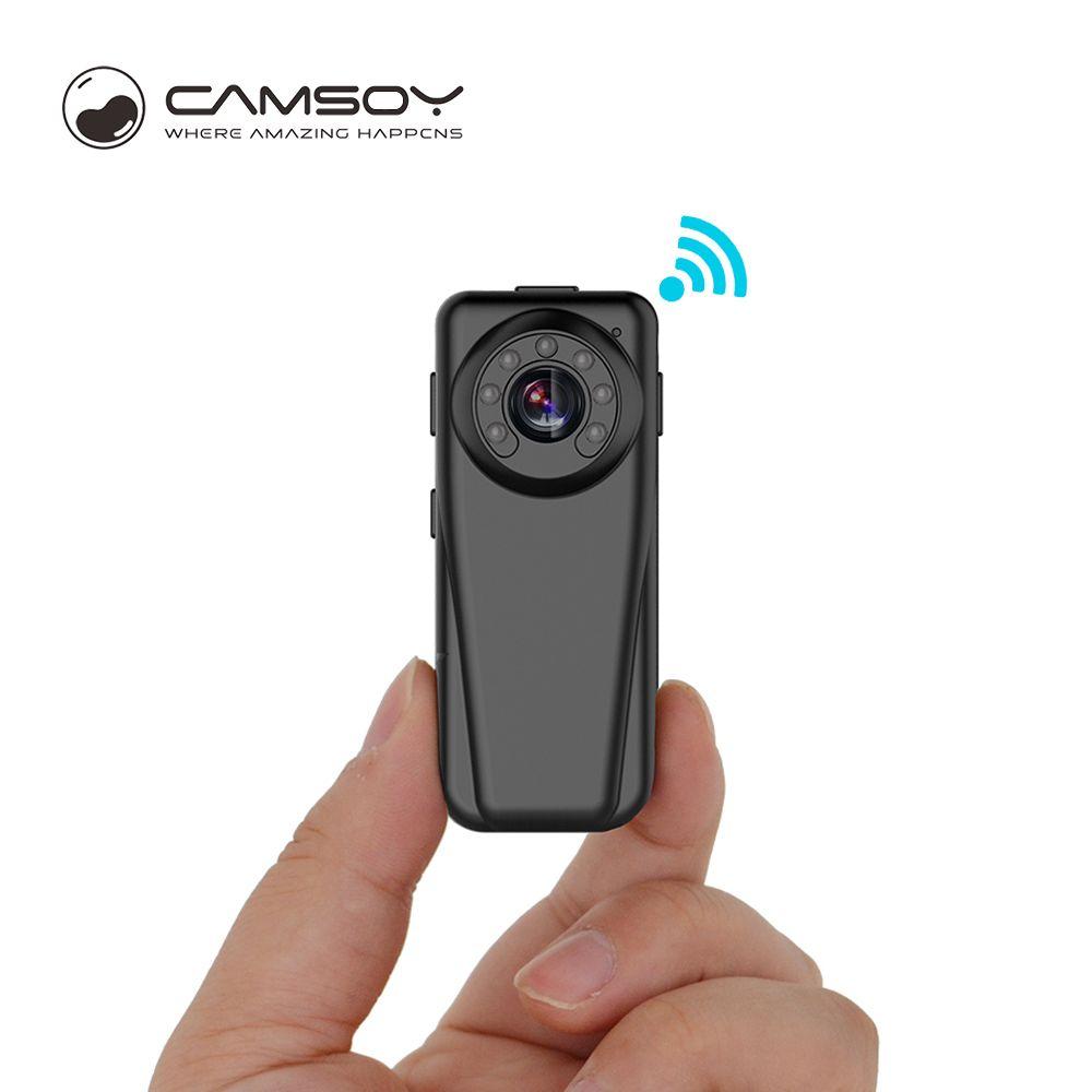 Mini Caméra Full HD 1080 p Wifi IP Mini Nuit Vision T30 Caméra Micro Détection de Mouvement Caméra DV Mini Voix vidéo Caméra