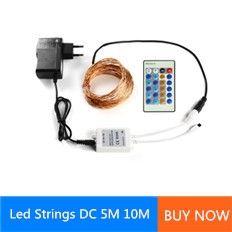 led strings light