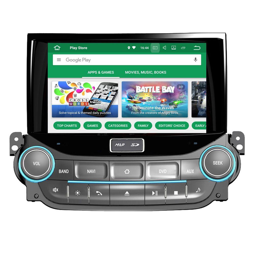 RoverOne Android 8.0 Octa Core Auto Radio DVD GPS Für Chevrolet Malibu 2012 + Touchscreen Multimedia-Player Kopf Einheit Bluetooth