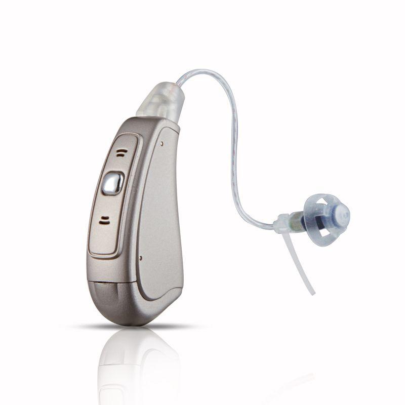 Intelligente Multi-core 18 Kanäle 18 Bands 3 Programme Integrierte Tinnitus Masker Digitale Programmierbare Offene Ohr RIC Hörgerät