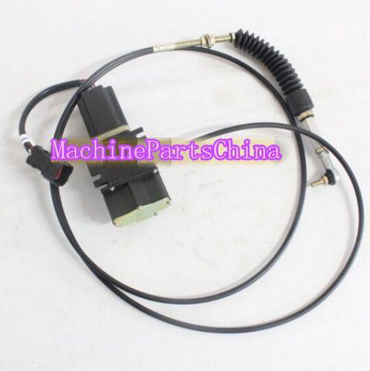 Throttle Stepping Motor For Komatsu PC60-7 PC70-7 PC228USLC-1-NZ PC228USLC-2-US