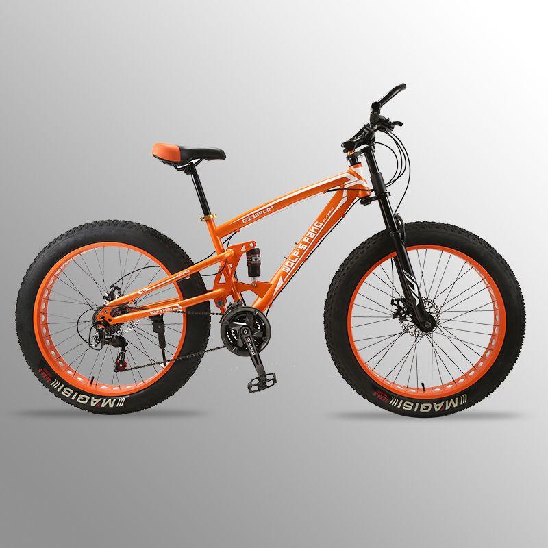 Fahrrad fett bike 26