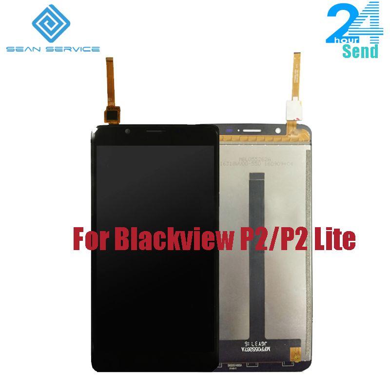 Pour Blackview P2/P2 Lite LCD D'origine Display + TP Écran Tactile Digitizer Assemblée 5.5