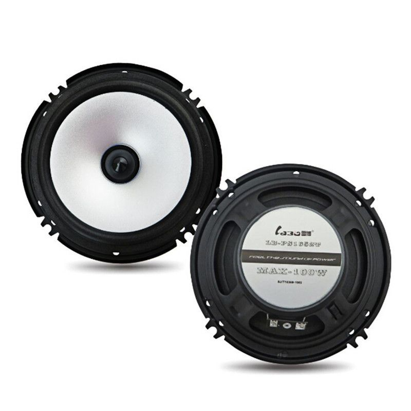 LB - PS1651D Paired LABO Car Speaker Automobile Car HiFi Audio Full Range Frequency Speaker 6.5 Inches High Pitch Loudspeaker
