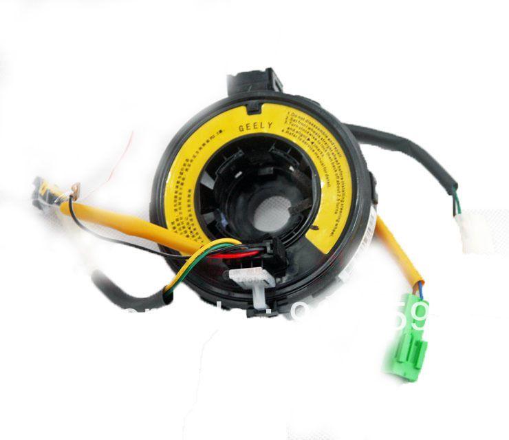 Steering Wheel Module Unit Control Steering Wheel Hairspring Fit for Emgrand EC7 2008-2012