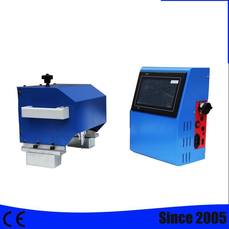 Industrielle CNC Pneumatische Dot Peen Kennzeichnung Maschine Teile; Dot Peen/Pin Gravur Nadel & kostenloser versand