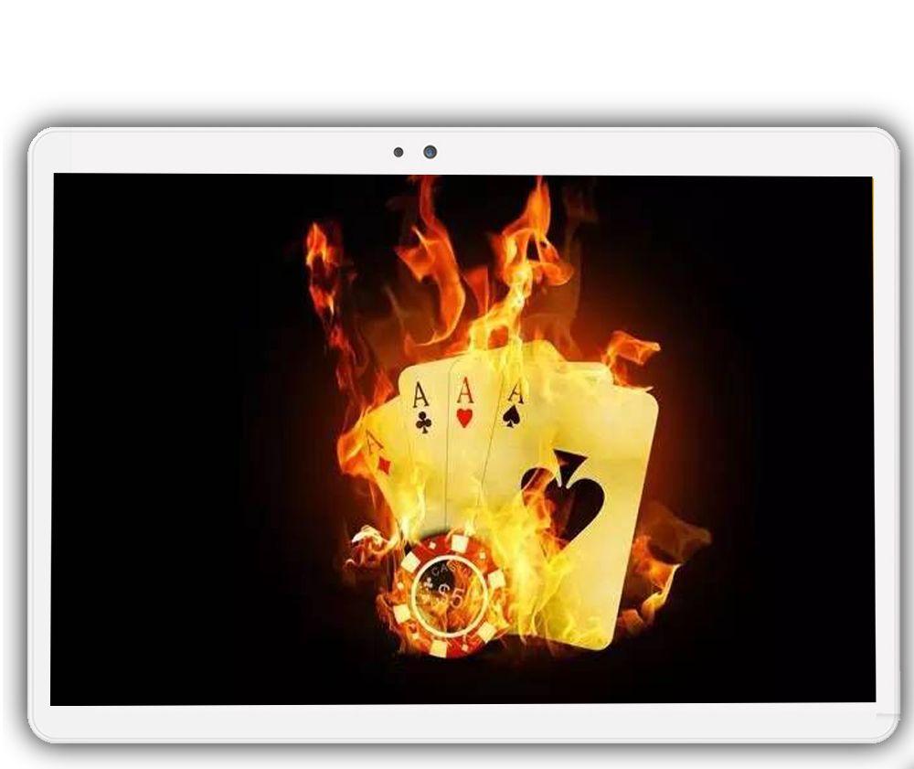 DHL Livraison Gratuite Android 7.0 10.1 pouce MT6797 K109 tablet pc 8 10 Core 4 GB RAM 64 GB ROM 1920x1200 IPS 4G LTE Cadeau tabletter