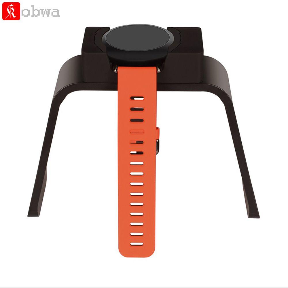 Для Xiaomi huami Amazfit зарядное устройство Портативный Смарт-часы зарядное устройство базы Портативный Открытый питания USB зарядки док колыбели з...