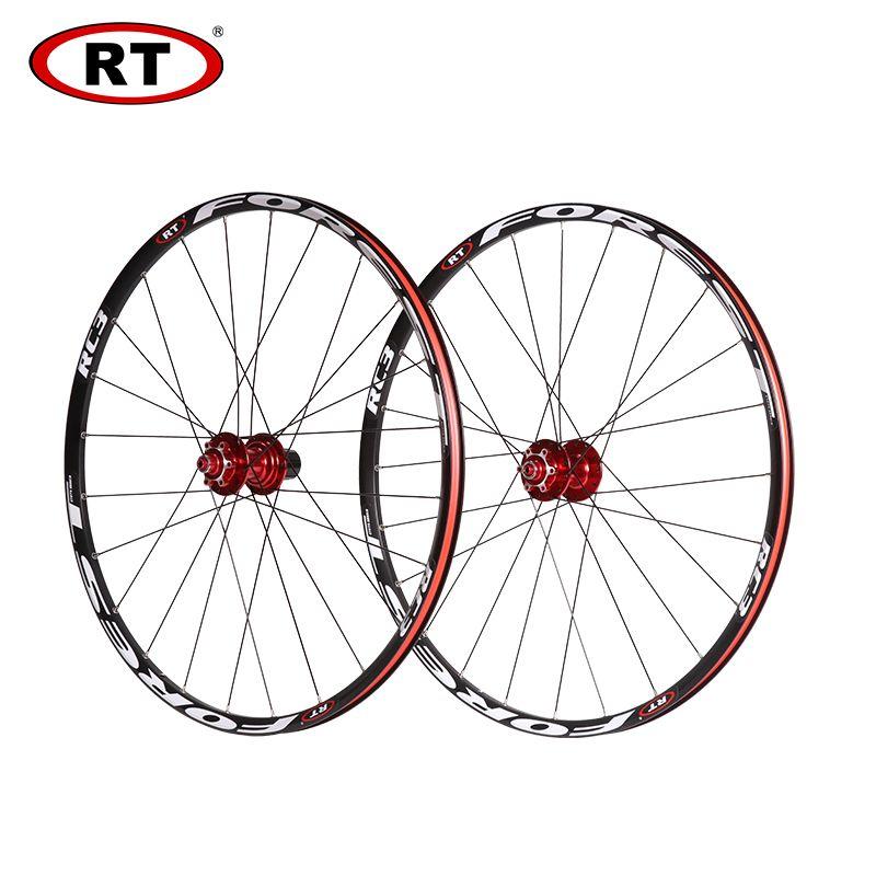 MTB mountainbike räder ultra licht 26 zoll 27,5 zoll räder vor 2 5 peilin lager disc schnellspanner räder