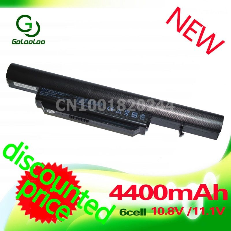 Golooloo laptop battery for Hasee SQU-1002 SQU-1003 SQU-1008 K580 PA560P R410 CQB913 CQB916 CQB912 K580S CQB917 R410G R410U T6-3