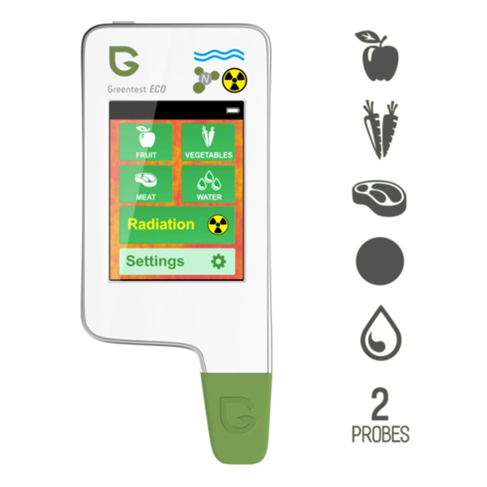 Greentest ECO 5 High Accuracy Read Digital Food Nitrate Tester,fruit, vegetable and Water Tester/Health care