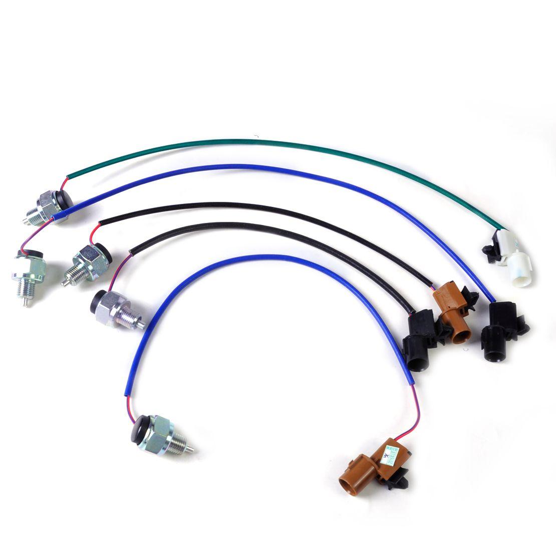 Beler 5 pièces commutateur de boîtier de transfert adapté pour Mitsubishi Montero Pajero MR580151 MR580152 MR580153 MR580154 MR580155