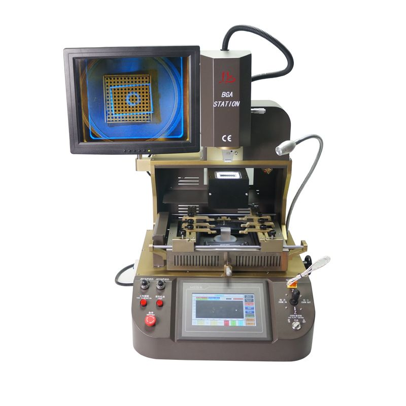 LY 5320 auto 3 zones mobile phone repair machine for phone laptop soldering station