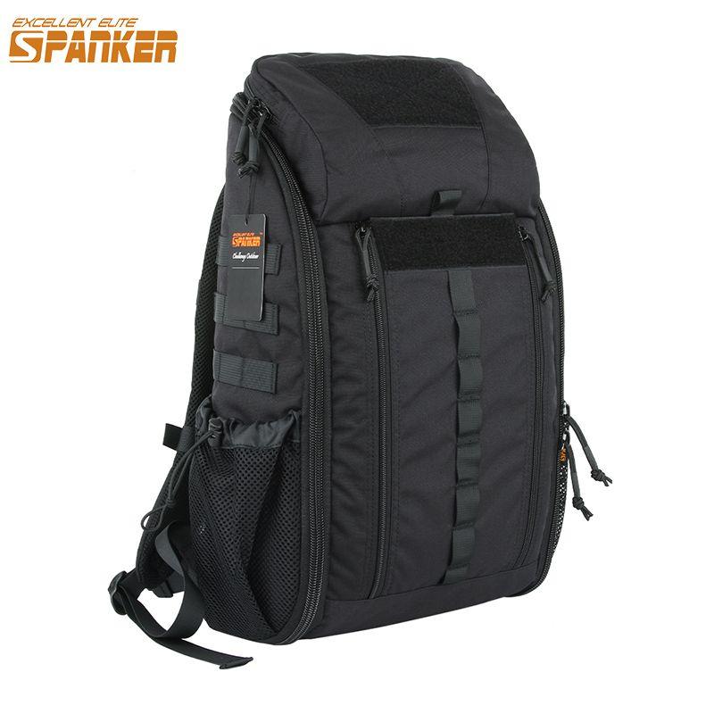 EXCELLENT sac à dos de chasse en plein air ELITE SPANKER sacs médicaux MOLLE équipement tactique sac à dos militaire sac Camo sac étanche