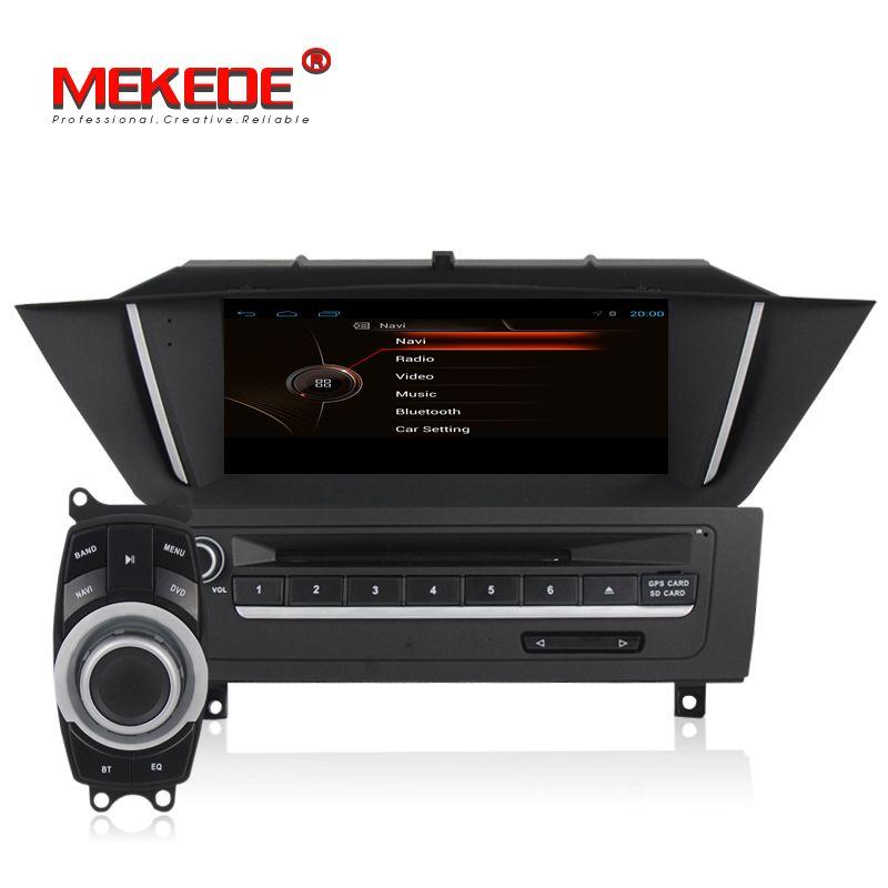 original UI Android system Car DVD multimedia Player for BMW X1 E84 2009-2013 with wifi USB Radio BT GPS Navigation Quad core