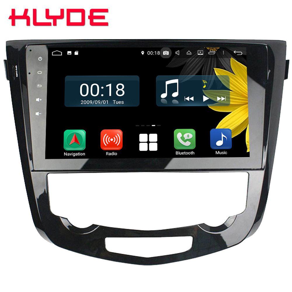 10,1 IPS Octa Core 4G Android 8.1 4 GB RAM 64 GB ROM RDS BT Auto DVD Player Radio GPS Glonass Für Nissan Qashqai X-Trail 2013-2017