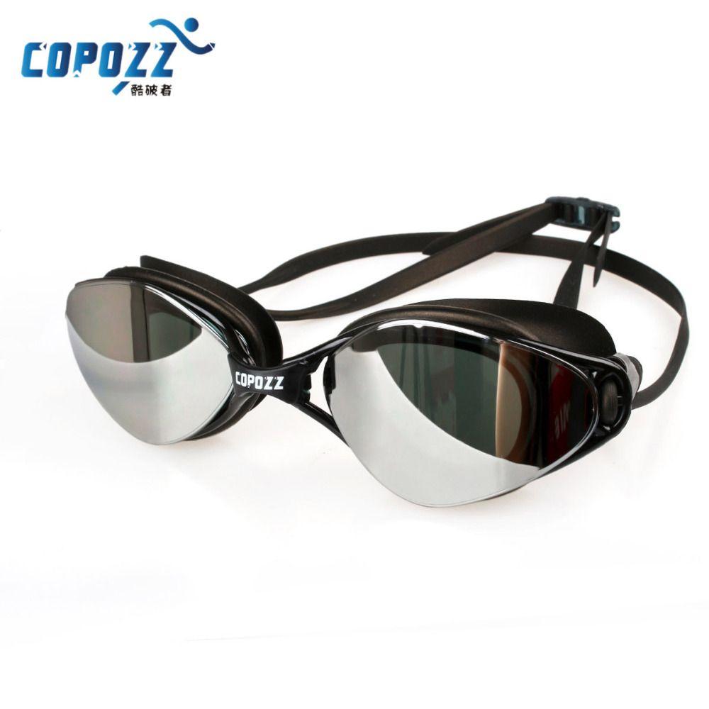 Marke Neue Professionelle Schwimmbrille Anti-Fog UV Einstellbare Beschichtung männer frauen Wasserdichte silikon brille erwachsenen Brillen