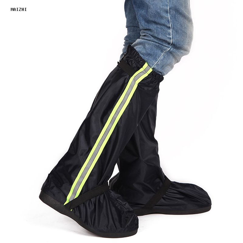 2017 Waterproof Motorcycle Riding Boots Covers Sand Prevention Climbing Travel Shoes Covers botas moto men motorcycle boots
