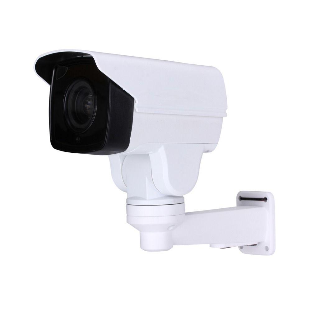 2017 Nuevo Modelo de 2MP 4X/Zoom Óptico de 10X, IP66 A Prueba de agua Bala AHD PTZ Cámara de visión Nocturna IR 50 M/80 M CCTV AHD Cámara