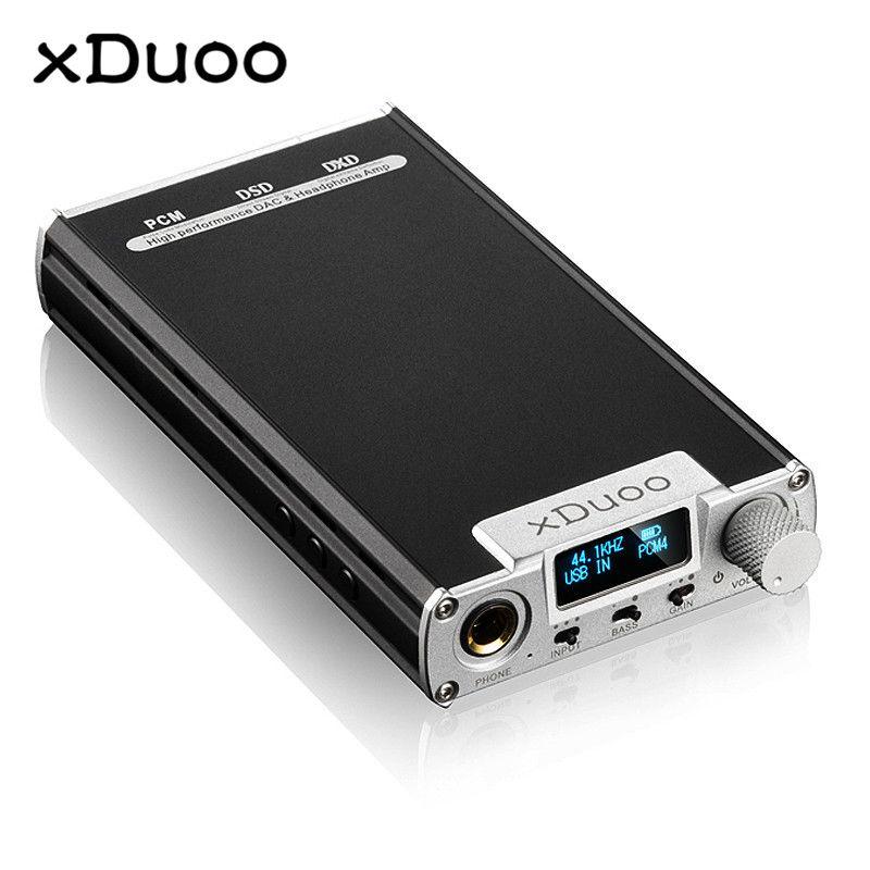 Original XDUOO XD 05 Tragbare Audio DAC Kopfhörer Verstärker HD ILED Display Professionelle PC USB Dekodierung Verstärker