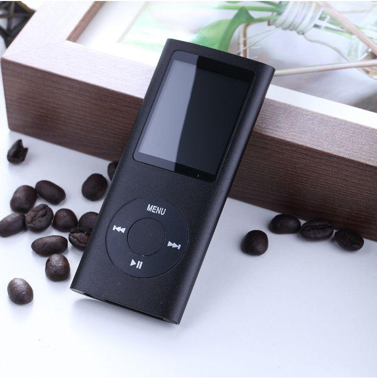 ACLDFH Mp3 Lecteur de musique Radio FM enregistreur Speler Lecteur HIFI Mp3 Sport Clip USB Aux muziek numérique led lcd écran lecteurs mp-3