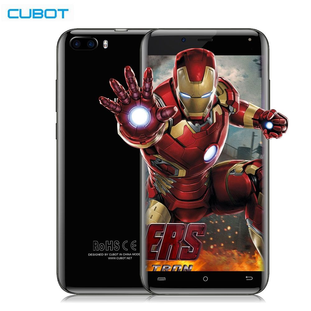 CUBOT Magic MTK6737 13MP Dual Cameras 4G Smartphone Android 7.0 IPS Screen Quad Core 1.3GHz 3GB+16GB 2600mAh 5.0