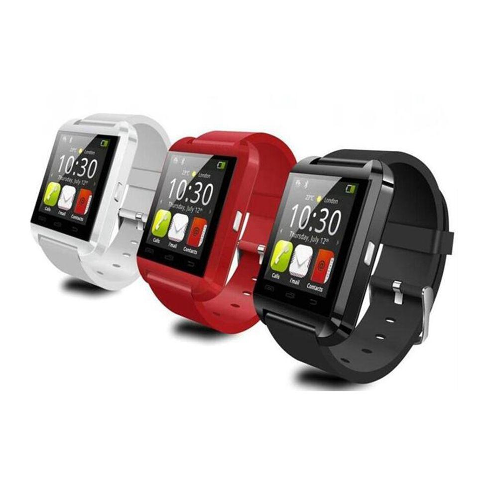 OGV-U8 Smart Watch Bluetooth SmartWatch mp3 для Apple телефон android часы PK dz09 gt08 Smart портативных устройств часы