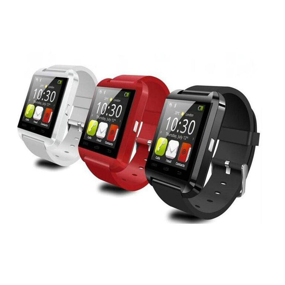 OGV-U8 montre smart watch bluetooth smartwatch mp3 pour apple téléphone android montre montres pk dz09 gt08 smart portable dispositifs montres