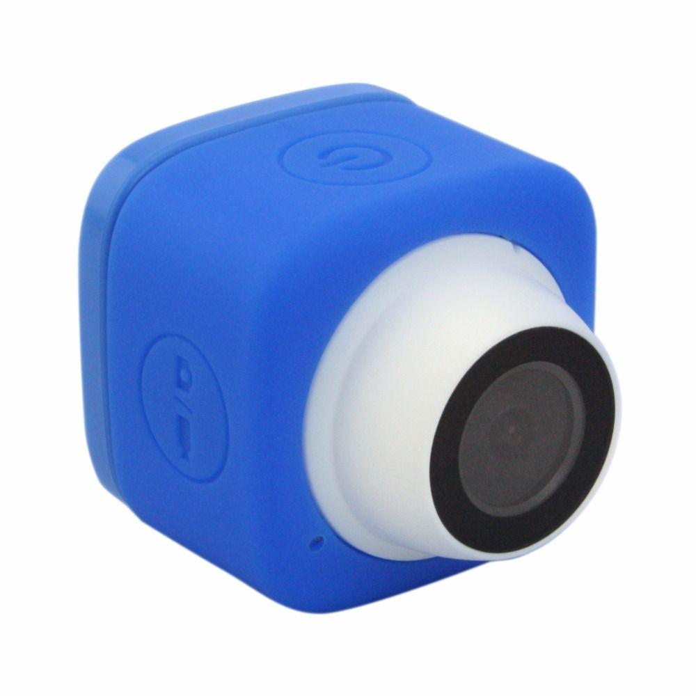 Tf-karten-aufnahme süße selfie Blaue farbe 120 grad Weitwinkel 720 P HD digital wireless Selfie kamera