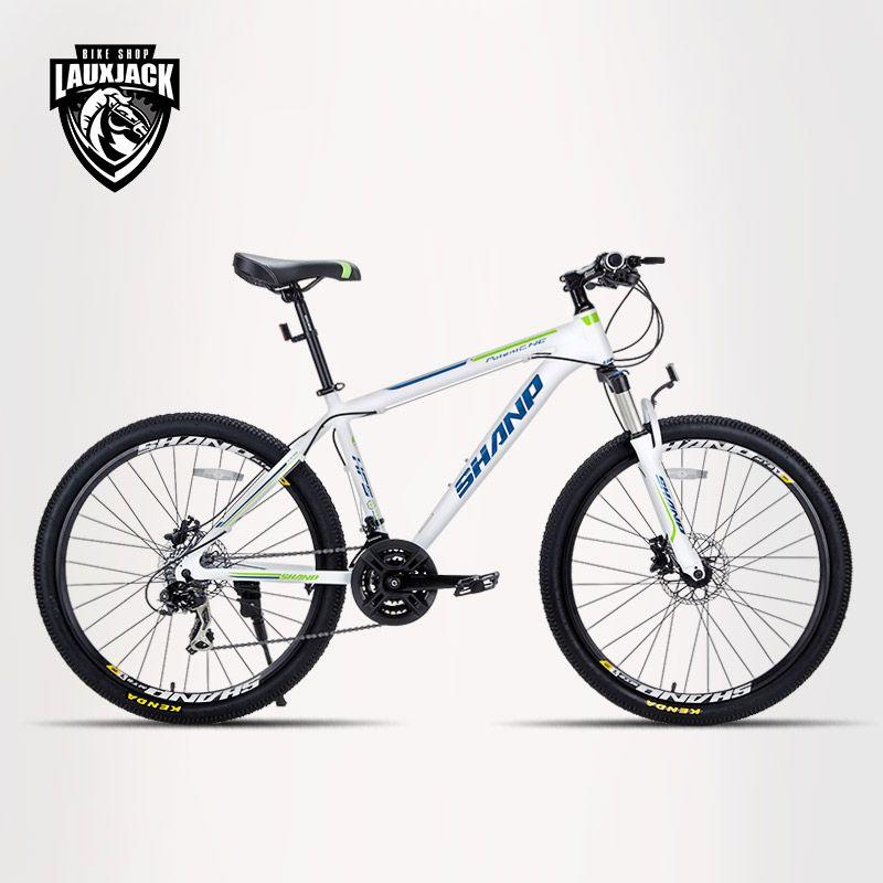 SHANP Mountain Bike Aluminum Frame 21/24 Speed 26