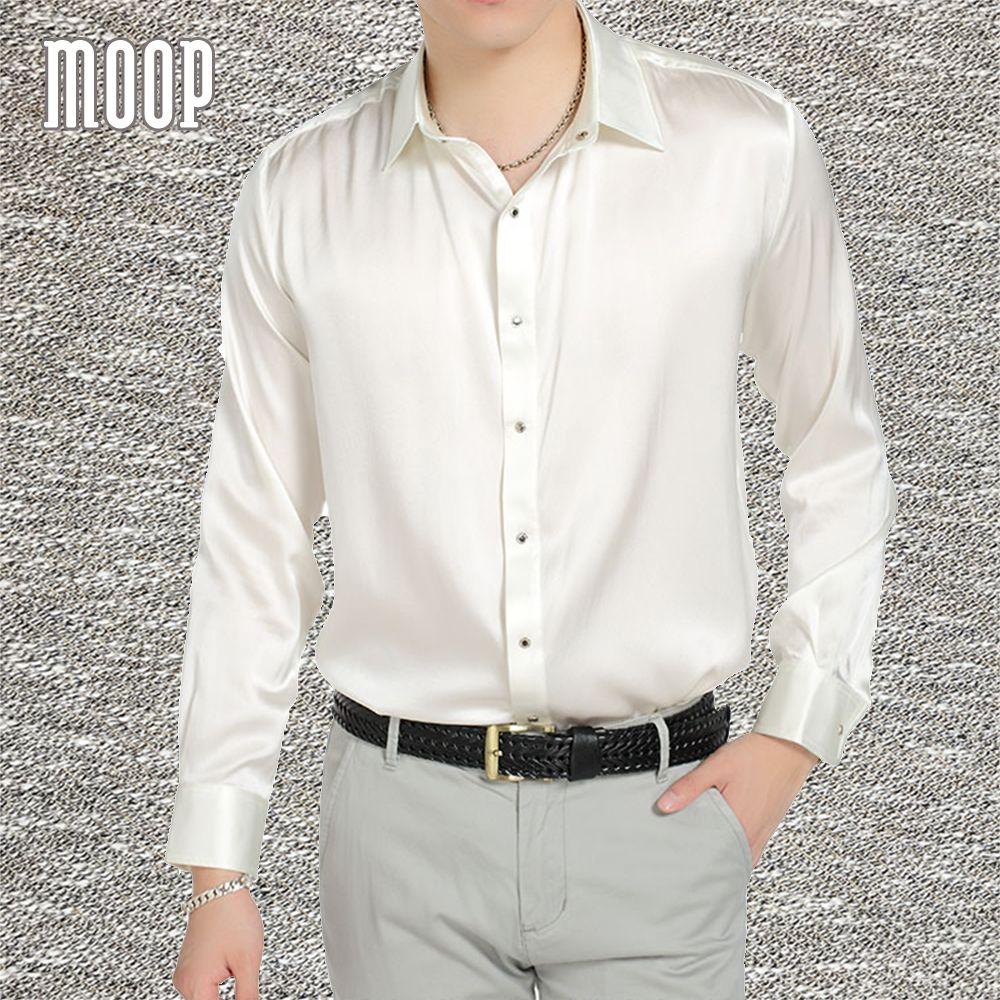 Blau grün rosa männer naturseide shirts langarm business-hemd günstige chemise homm camiseta masculina vetement homme LT1499