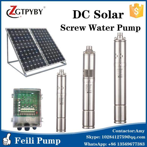 Neue edelstahl mini schraube pumpe edelstahl schraube pumpe fabrik preis 2018 schraube solar wasserpumpe für bewässerung