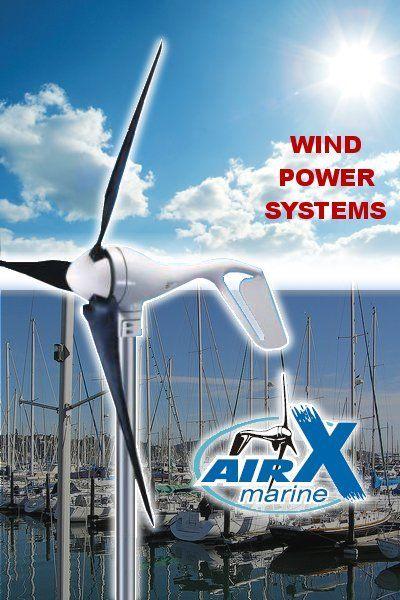 Air brise wind turbine, 12/24/48 V optional!