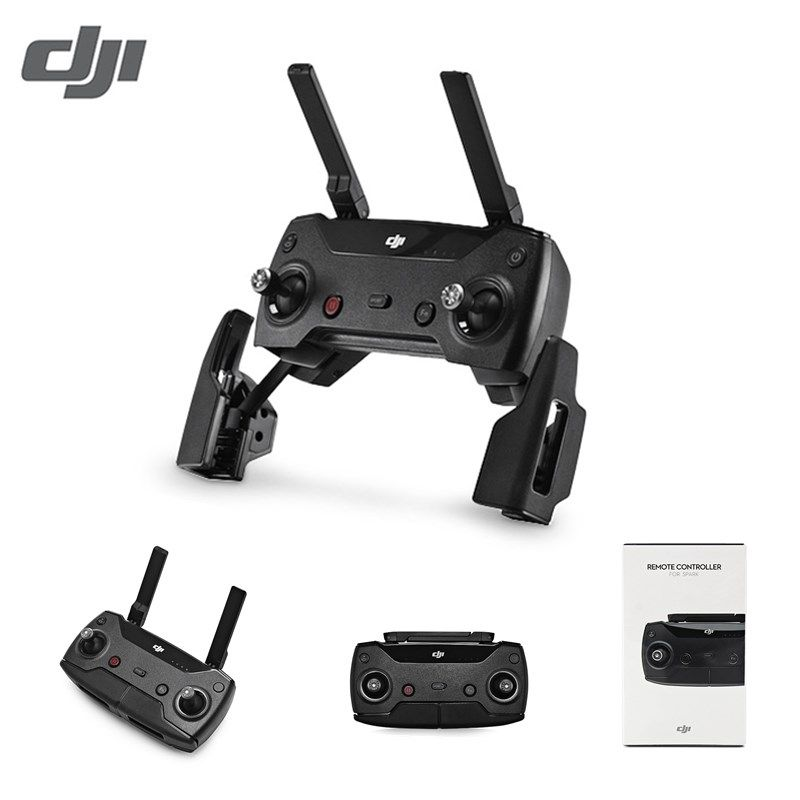 DJI Spark Remote Controller <font><b>Transmitter</b></font> 2km DJI Controller Video Transmission Range/2.5h Operation Time RC Remote Controller