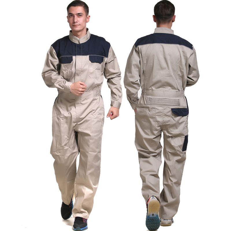 Männer der arbeitskleidung overalls arbeits overalls langarm für mechaniker carpenter uniform