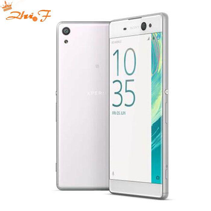 Sony Xperia XA Ultra Dual F3216 Original Unlocked GSM LTE Dual Sim Android Octa Core RAM 3GB ROM 16GB 6.0