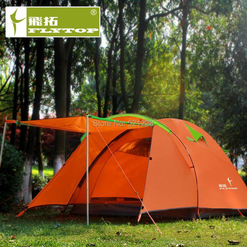 UV50 + 1 chambre 1 salon anti pluie/vent 2 couche 3-4 personne randonnée voyage pêche plage famille partie camping extérieur tente
