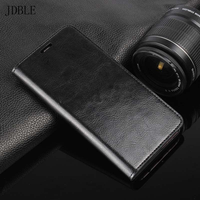 Peau de vache Véritable Étui En Cuir Fente Pour Carte Cas de Couverture de Téléphone Pour Samsung Galaxy S5 S6 S6EDGE S7 S7EDGE S8 S8PLUS NOTE5 4 A7 JS0074