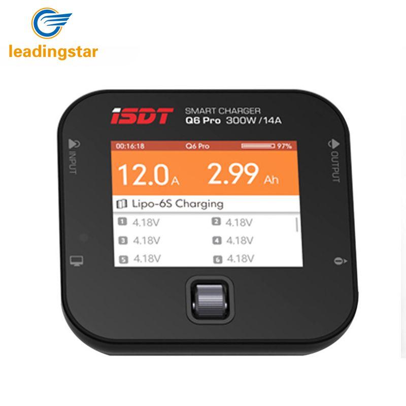 LeadingStar ISDT Q6 Pro BattGo 300W 14A Pocket Lipo Battery Balance Charger Portable Charger
