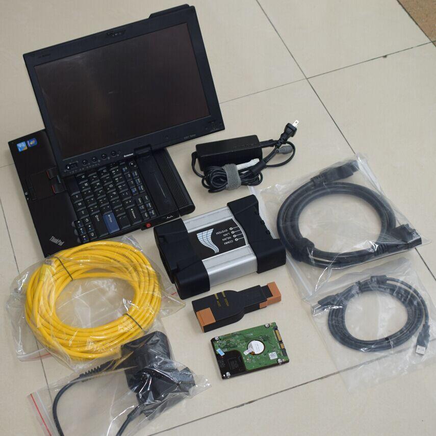Neueste Version Spezielle für BMW ICOM Nächsten für BMW ICOM A BC Diagnostik & Programming Tool Mit X201T I7 4G Laptop Auf Verkauf