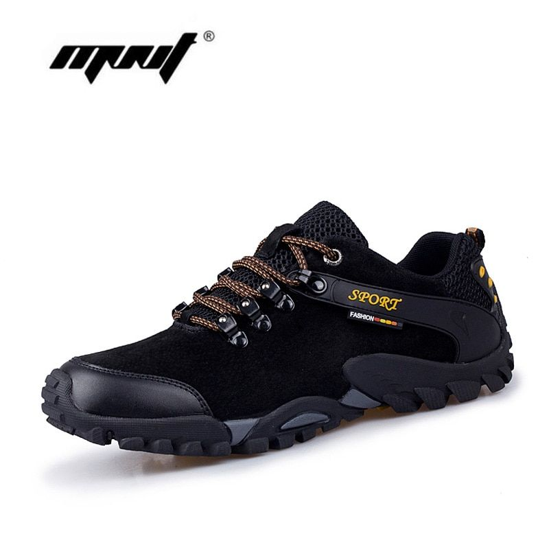 Full suede leather men shoes comfortable men casual shoes fashion walking shoes slip resistant outdoor lace up shoe men