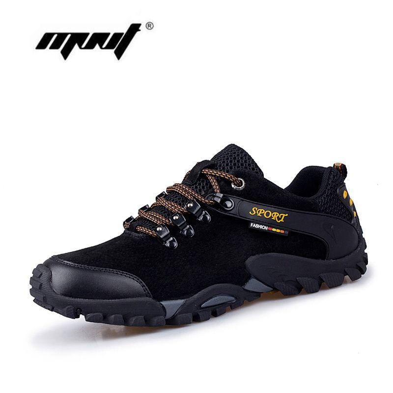 Full suede leather men shoes <font><b>comfortable</b></font> men casual shoes fashion walking shoes slip resistant outdoor lace up shoe men